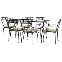 Salterini Maple Leaf Dining Set