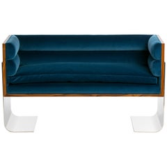 Limited Edition Releve Settee from the De Plus Collection by Azadeh Shladovsky