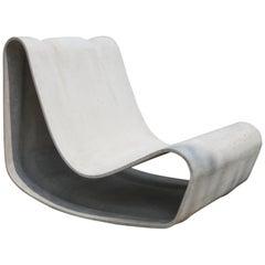 Willy Guhl Concrete Garden Chair