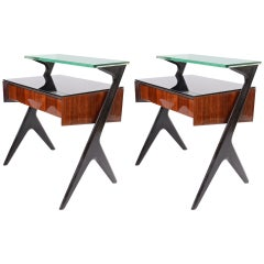 Pair of Dassi Nightstands