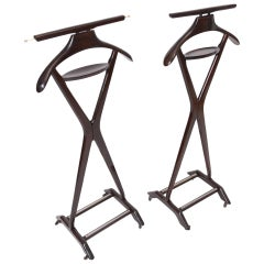 Pair of Valet Stands