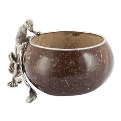 Coconut and Monkey Bowl