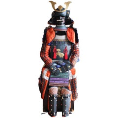 Modern Full Samurai Warrior Armor