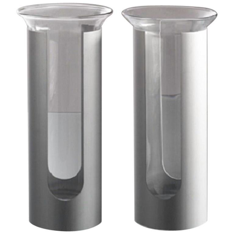 Steel Vase For Sale At 1stdibs