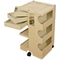 Joe Colombo ''Boby 3'' Portable Storage System Bieffeplast Padova, Italy, 1960s