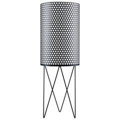 Barba Corsini 'PD2' Pedrera Floor Lamp in Black