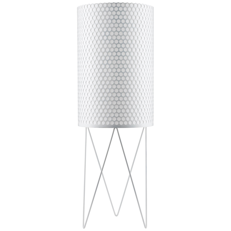 Barba Corsini 'PD2' Pedrera Floor Lamp in White