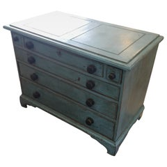 English Original Painted Chest of Drawers