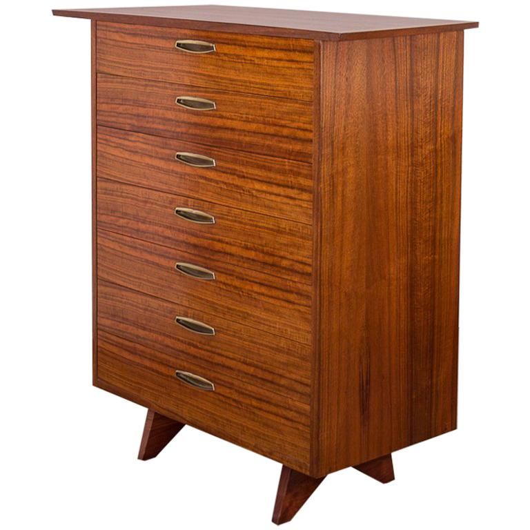 George Nakashima Origins Tall Dresser for Widdicomb