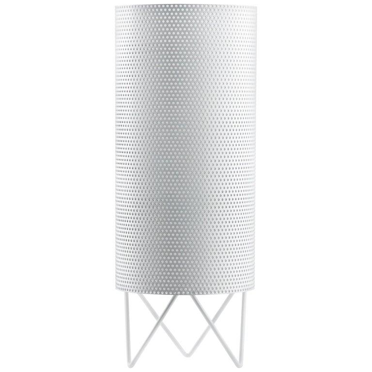 Barba Corsini 'H20' Table Lamp in White For Sale
