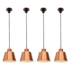 Stilnovo Copper Pendants