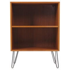 1960 Upcycled Midcentury Danish Teak Bookcase