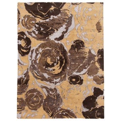 Contemporary Abstract Rug