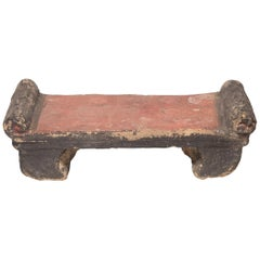 Early 17th Century Chinese Stone Tabletop Altar