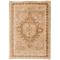 Hand-knotted Turkish Rug