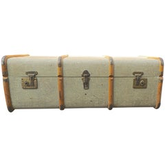 American 1920s Travel Trunk