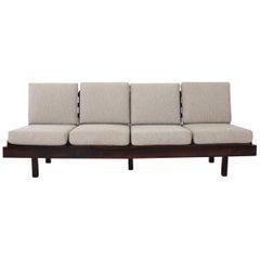 Brazilian Rosewood Sofa