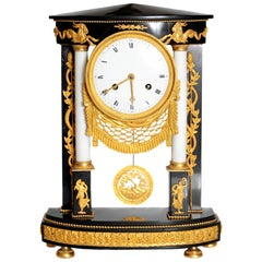 Early 19th Century French Neoclassic Clock