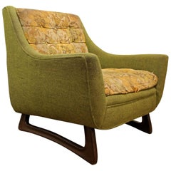 Mid-Century Modern Adrian Pearsall Boomerang Leg Lounge Chair