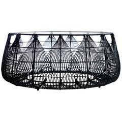 Hagia Outdoor Coffee Table by Kenneth Cobonpue