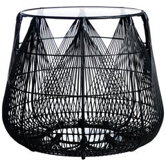 Hagia Outdoor Side Table by Kenneth Cobonpue