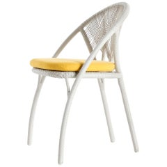 Hagia Outdoor Dining Chair by Kenneth Cobonpue