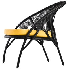 Hagia Outdoor Lounge Chair by Kenneth Cobonpue