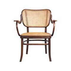 Thonet - Mund Vienna Before 1931 Armchair Model A 283F