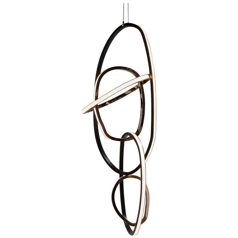 "Niamh Barry, ""Shoulder"" Hanging Light Sculpture, Ireland, 2013 For Sale"