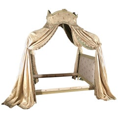 Canopy Bed, Louis XVI Style, 19th Century