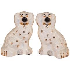Pair of English Beswick Dogs, circa 1950