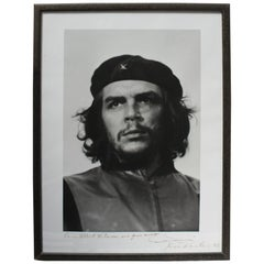 """Guerillero Heroico"" Original Photo of Che Guevara by Alberto Korda"