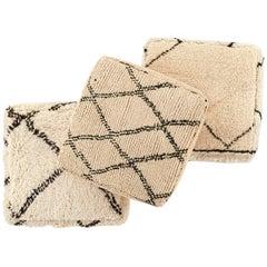 Beni Ourain Upholstered Cushion