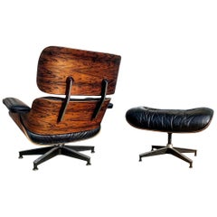Fantastic Herman Miller Lounge Chair and Ottoman