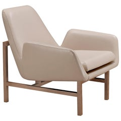 Contemporary Nicci Timber Armchair