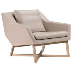 Contemporary GT Timber Armchair