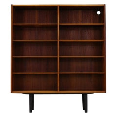 Hundevad Bookcase Danish Design Retro Rosewood