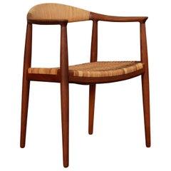 Chair by Hans J. Wegner