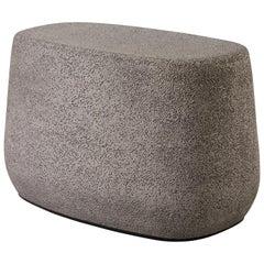 'Lightweight Porcelain' Bench, Medium Grey