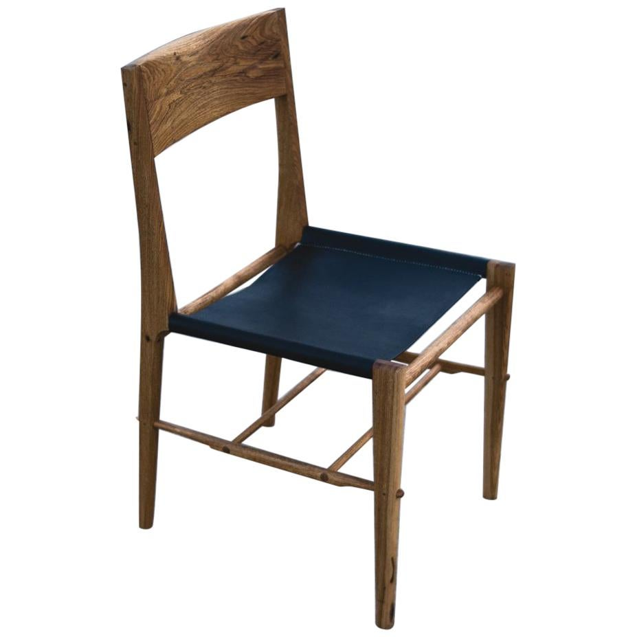 Issa Chair, Brazilian Wood For Sale