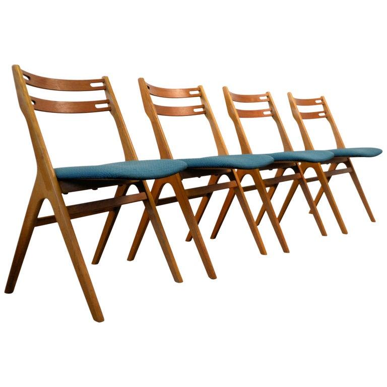 danish design dining chairs dining room edmund jørgensen model 10 teak or oak danish design dining chairs for sale