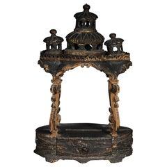 Classicist Altar / Temple, circa 1790