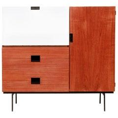 Pastoe Japanese Series Cabinet Model CU01 by Cees Braakman, 1960s