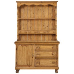 Antique Pine Hutch, Dresser or Cabinet