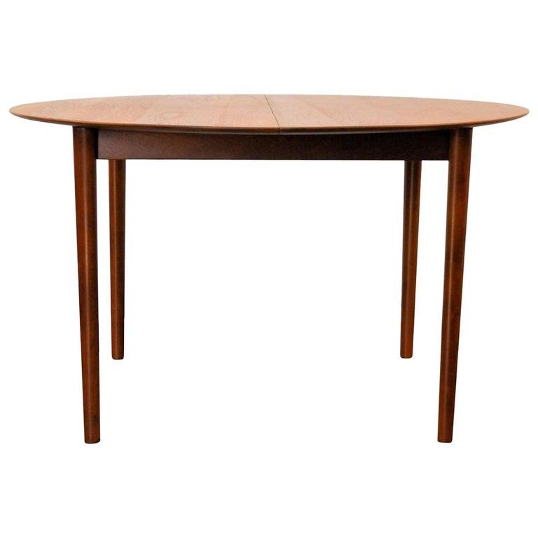 Peter Hvidt & Orla Mølgaard-Nielsen Model 311 Teak Dining Table