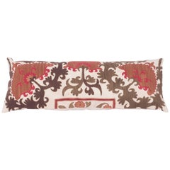 Early 20th Century Pillow Case Made from a Samarkand Suzani, 1930s