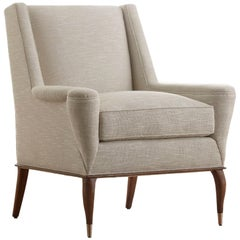 Bruce Andrews Design Handcrafted American Made Armchair