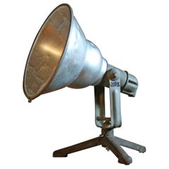 1970s Large Military Floodlight, Type V