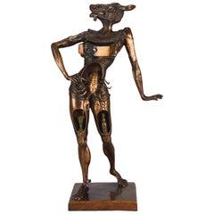 """Le Minotaure' by Salvador Dali"