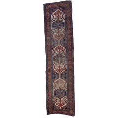 Antique Persian Runner Carpet